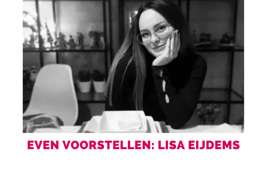 Even voorstellen: Lisa Eijdems